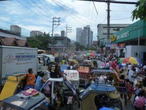 assertief rijden in het Filipijnse verkeer