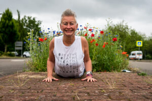 rustig blijven in de drukte van alledag: yoga